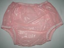 PVC incontinence diaper rubber underwear pink