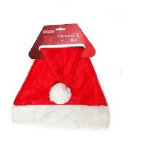 Christmas Adult Hat Santa Ideal For Costume Gifts Decoration Xmas Party