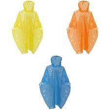 Trespass Drylite Camping Reusable Lightweight Emergency Rain Poncho (2 Colors)