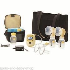 MEDELA FREESTYLE BREAST PUMP DELUXE SET DOUBLE BREAST PUMP #67060