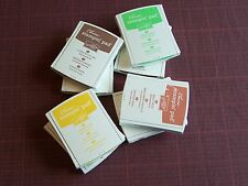 Stampin' Up! Classic Ink Pad Linen Foam Marker Refill Retired Used U Choose