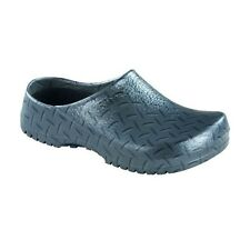 Birkenstock Professional Super Birki Clogs - Steel Gray Metal - Regular