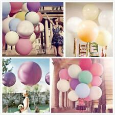 "10Pcs 36"" Helium or air fill balloons wedding christmas party home decorations"