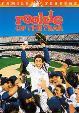 Rookie of the Year (DVD, 2006, Widescreen; Sensormatic)