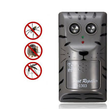 Pest Control Repeller Electronic Ultrasonic Rat Mosquito Mouse Insect Rodent