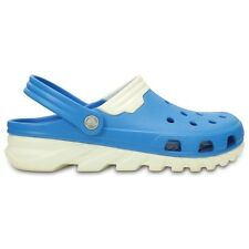 Crocs Duet Max Clogs - Ocean / White - Croslite