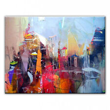 Hand-painted Famous Oil Painting Modern Abstract Canvas Oil Painting 32'' A#6