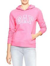NWT GAP WOMENS LOGO HOODIE SWEATSHIRT SWEATER pink  you pick size