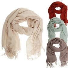 WOMEN'S WINTER/AUTUMN SCARF BIANCA, ONE SIZE, IN 4 PRETTY COLORS