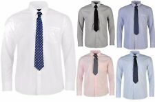 Pierre Cardin Shirt and Tie Set Mens Classic Fashionable Top All sizes S - XXXXL