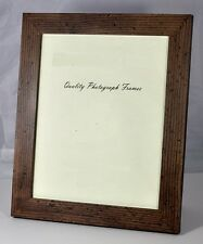 DISTRESSED DARK WALNUT Finish Photo/Picture Frame - Various Sizes anailable
