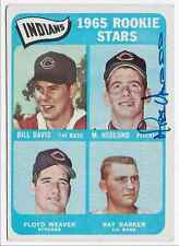 1965 Topps Mike Hedlund Rookie Auto Rookie Stars #546
