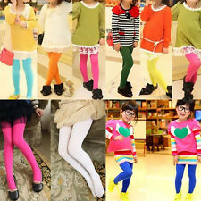 1Pcs Candy Girls Tights Pantyhose Hosiery Ballet Kids Opaque Dance Stockings