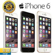 "Apple iPhone 6 ""16GB"" No fingerprint sensor  Factory Unlocked /iPhone 4S CO99"