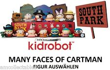 KIDROBOT SOUTH PARK - MANY FACES OF CARTMAN - FIGURINE SELECT - NEW
