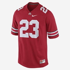 Limited Edition Nike Ohio State Buckeyes LeBron James 23 Replica Football Jersey