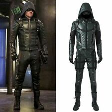 The Arrow Season 5 Oliver Queen Cosplay Costume Full Set