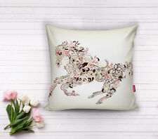 Decorative Square Pillow Case, Cushion Covers, Polyester, 17x17 inch