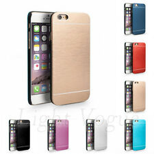 Aluminum Thin Metal Hard Case Back Cover For Apple iPhone 4S/ 5S/6 Plus 017n