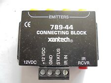 XANTECH 789-44 1-Zone Connecting Block (without Power Supply)