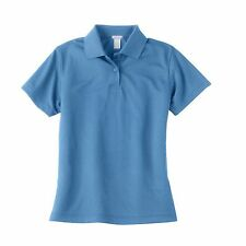 Page & Tuttle Ladies' Cool Swing Solid Pique Short Sleeve Polo P29919