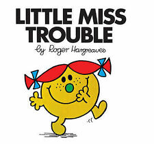 NEW Little Miss Trouble (Book 6) - Mr Men/Little Miss Books New