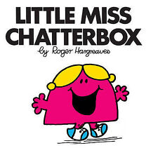 NEW (13)  LITTLE MISS CHATTERBOX
