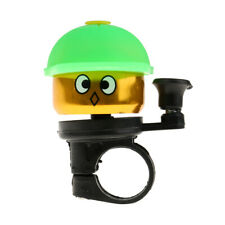 CUTE BOY RING BELL MTB BIKE CYCLE BICYCLE HANDLE BAR SPORTS HORNS ALARM FOR KIDS