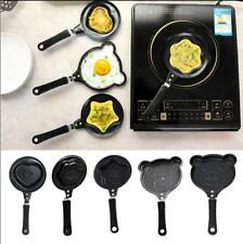 Mini Kitchen Non-stick Breakfast Pancake DIY Egg Frying Pan Easy Mould Cookware