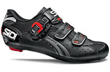 Sidi Genius 5-Fit Carbon Road Bike Shoes Black/Black