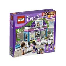 NEW SEALED Lego Friends 3187 Butterfly Beauty Shop NISB