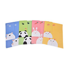 Animals Letter set Writing Stationary paper & Envelope for Postcard & Letter SG