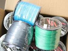 1000M Agepoch Super Strong Dyneema Spectra Extreme PE Braided Sea Fishing Lines-