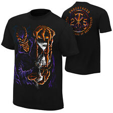 *WWE UNDERTAKER 25 YEARS OF DESTRUCTION SANDS OF TIME T- SHIRT AUTHENTIC NEW*