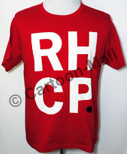 Uniqlo Red Hot Chili Peppers Short Sleeve T-Shirt - RHCP (Red)