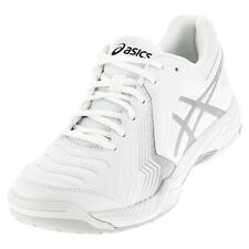 Men`s Gel-Game 6 Tennis Shoes White and Silver