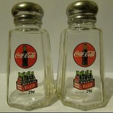 A Charming Coca Cola 6 Pack Salt and Pepper Shakers