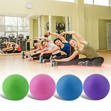 Silicone Massage Roller Ball Health Care Muscle Pain Stress Relief Product FE