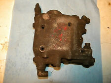 Antique Motorcycle Indian Chief Engine Oil Pump