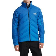 The North Face Mens' blue FuseForm Dot Matrix 700 Down Jacket M L