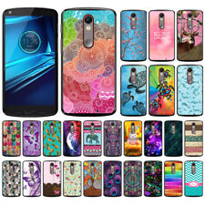 For Motorola Droid Turbo 2 Kinzie XT1585/ X Force Slim Fit Hard Case Back Cover