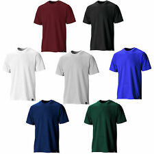 Dickies Plain Cotton T-Shirt Crew Neck Short Sleeve Work Mens Tee SH34225