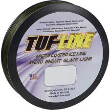 Ice Fishing Line Braided Nylon TUF-Line Outdoor Sports FREE SHIPPING NEW