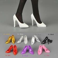 1/6 Female High Heeled Shoes for 12'' ZY ZC TTL CY Girl Phicen Kumik HOT TOYs