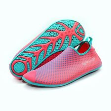 Ballop Aqua Fit Skin Shoes Water Out indoor Yoga Diamond Hot Pink for Woman Lady
