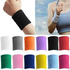Basketball Sports Sweatband Sweat Band Cotton Wristband