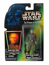 KENNER Star Wars GRAND MOFF TARKIN THE POWER OF THE FORCE 1996