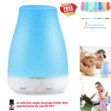 Aroma Essential Oil Diffuser or Lavender Peppermint Young Living Room Yoga Spa