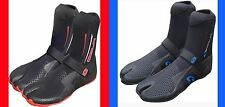 SOLA system 5mm WETSUIT BOOTS.surfing kayaking  THERMAL LINING. SEALED SEAMS