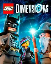 New LEGO Dimensions Level Team Fun Packs Sealed